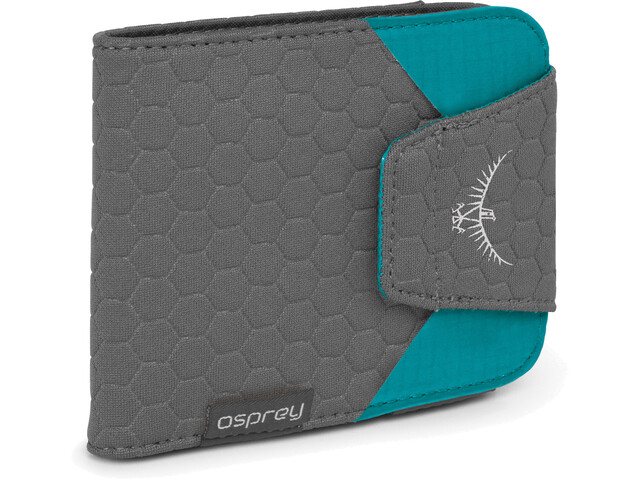 Osprey QuickLock RFID Lompakko, tropic teal